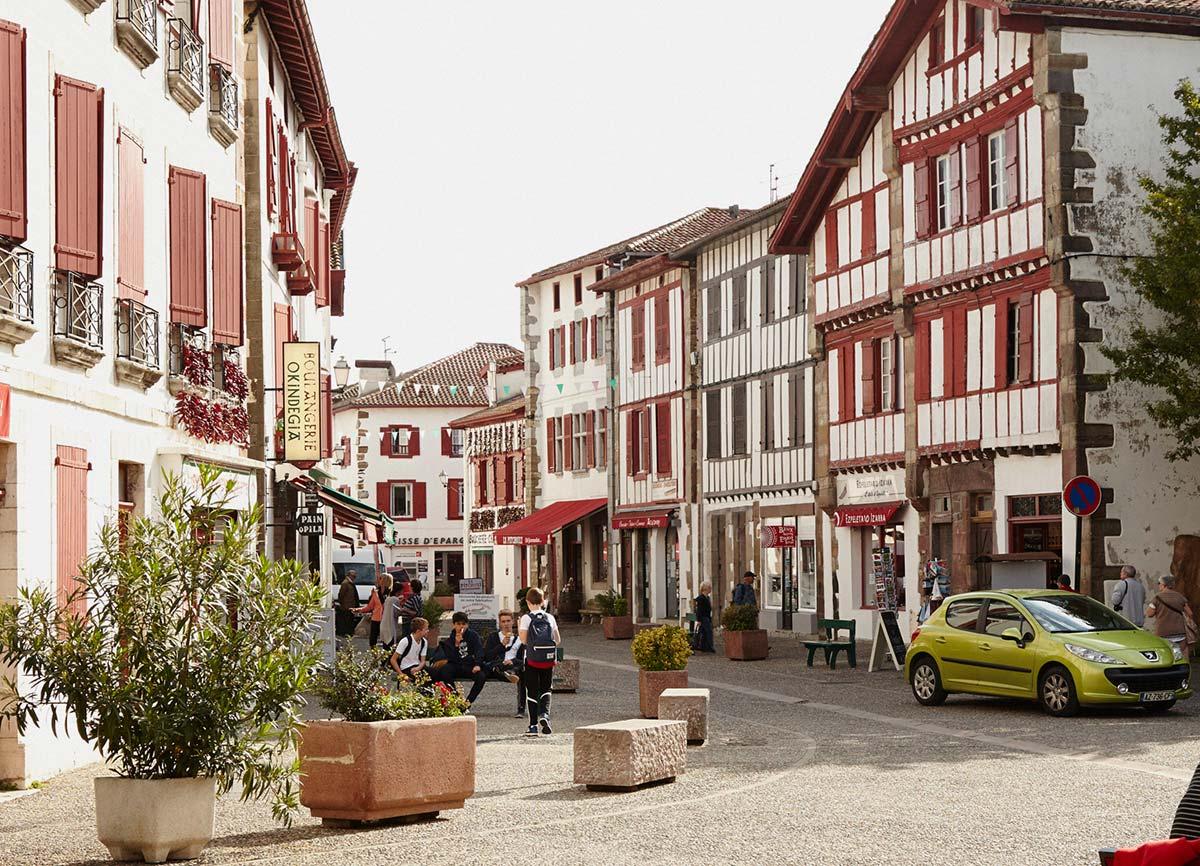 espelette-village-lapurdi