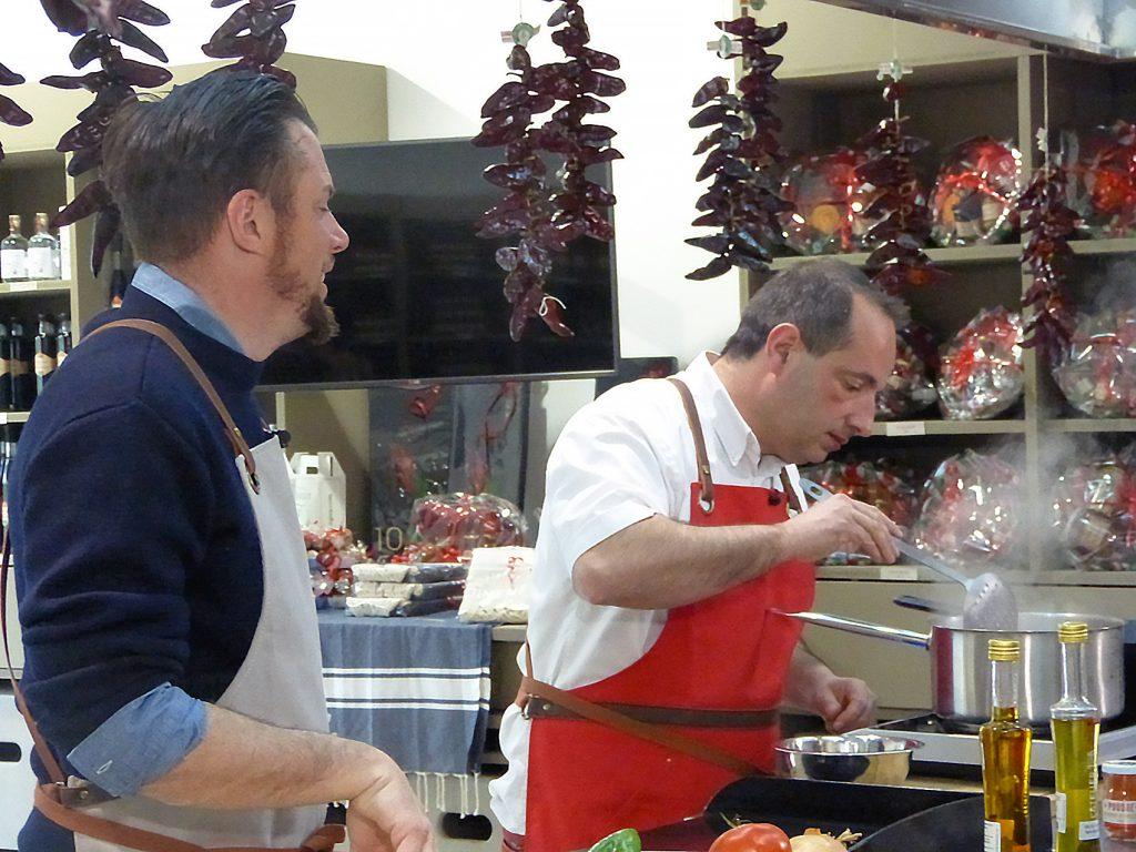 l'atelier du piment cuisine pour M6