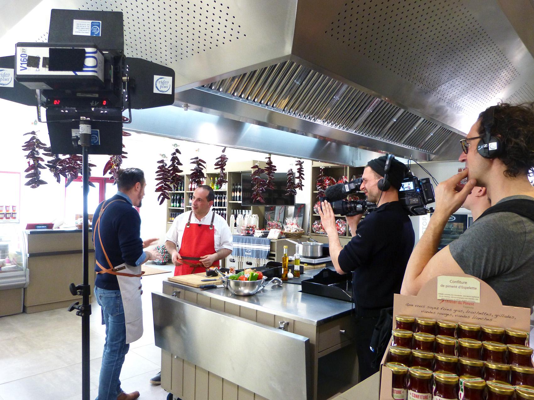 la meilleure boulangerie de france 2018 tournage à l'atelier du piment
